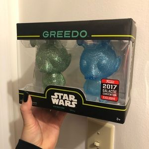 Greedo Star Wars galactic convention exclusive